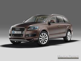 Audi Q7 2010 Studio V II
