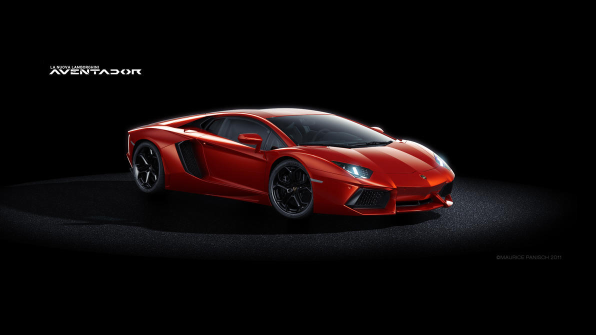 Aventador LP 700-4 by MUCK-ONE