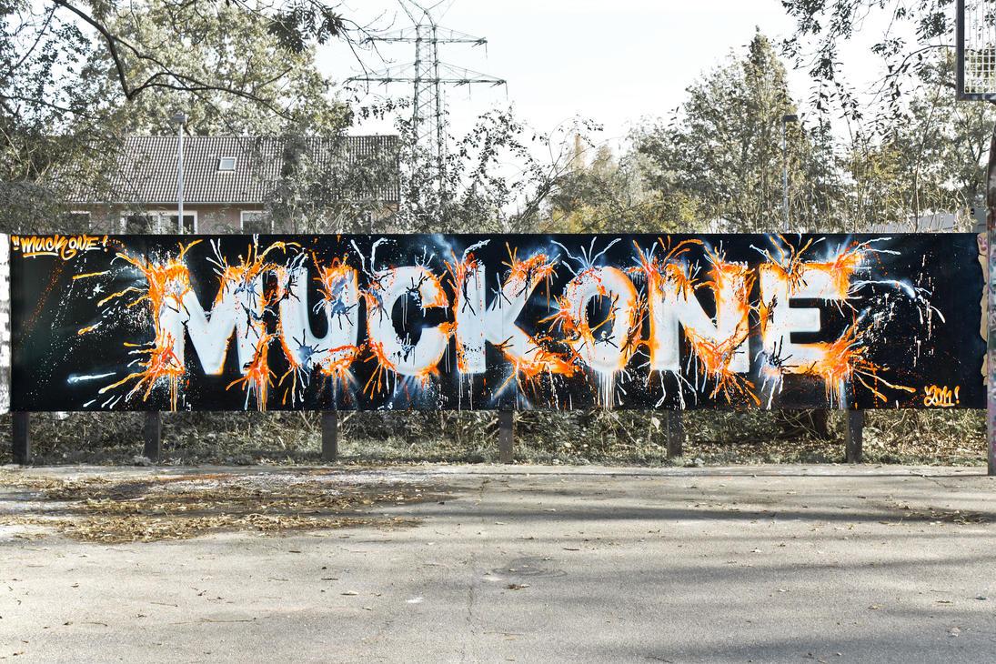 splash explosion by MUCK-ONE