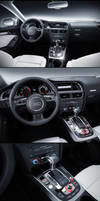 Audi A5 2011 Interior