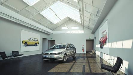 VW PAssat 2011 by MUCK-ONE