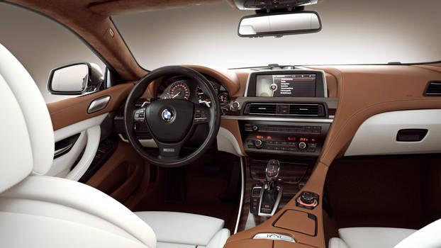 BMW 6er Grand Coupe Interior