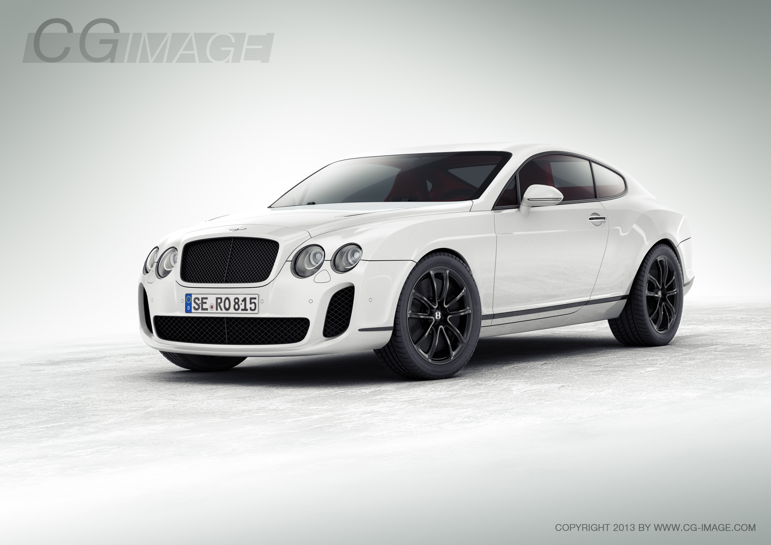 Bentley continental gt supersports by MUCK-ONE