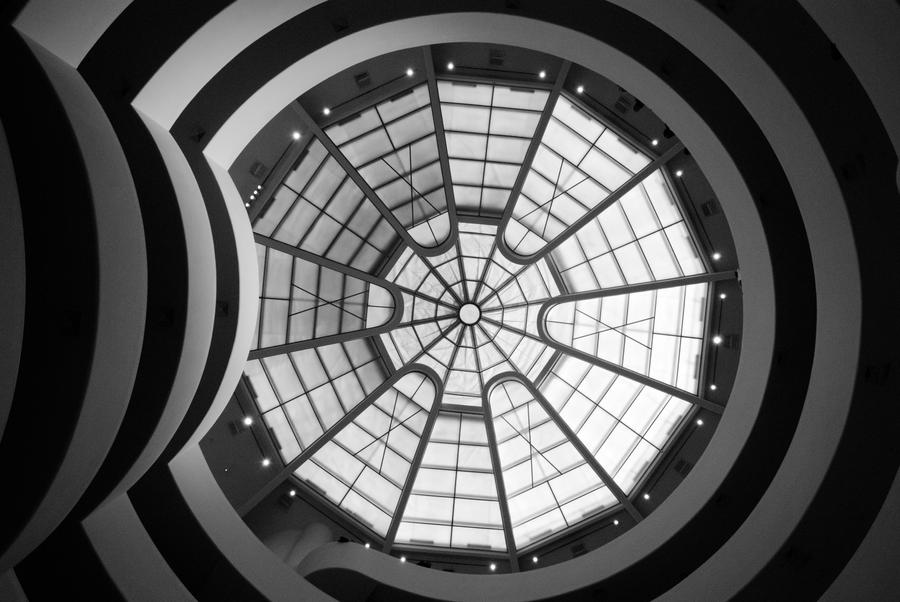 New York - Guggenheim museum by RickMunish
