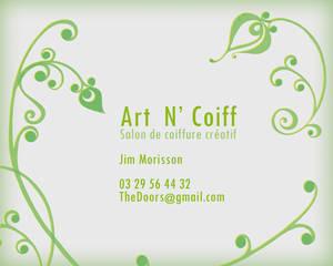 Logo Art'n Coif