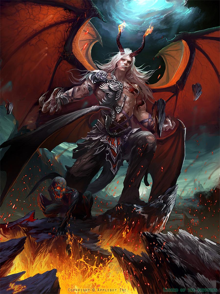 Satan by crow-god