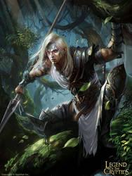 Demon Hunter-Reg by crow-god