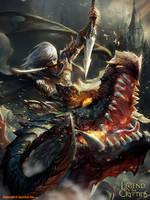 Demon Hunter-Adv by crow-god