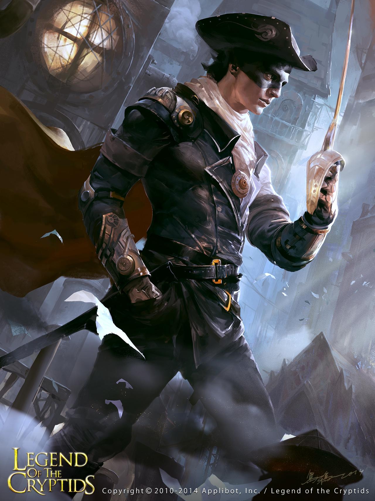 Zorro01 by crow-god