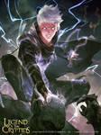 Purple lightning02
