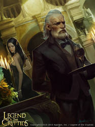 the old steward by crow-god
