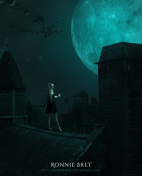 Moonlight by RonnieBret