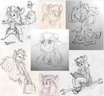 CDRR sketches