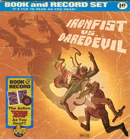 Ironfist VS Daredevil 45Record by jusscope