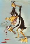 Str8 Daffy by jusscope