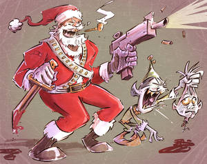 Insanty Claus