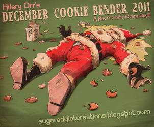 December Cookie Bender by jusscope