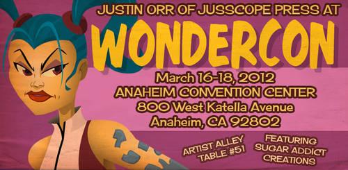 Wondercon 2012 by jusscope