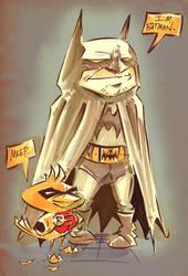 Batty n Birdy by jusscope