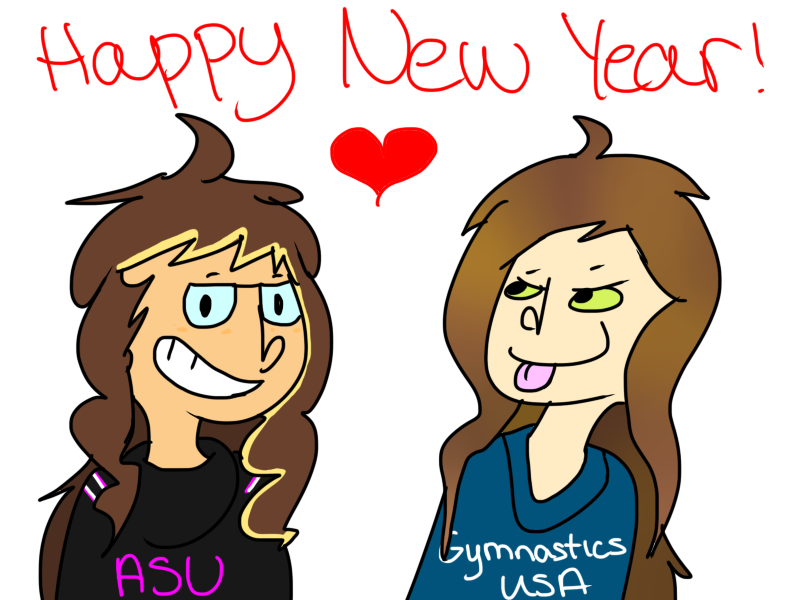 HAPPY NEW YEARS 2013 by tobiokageyama