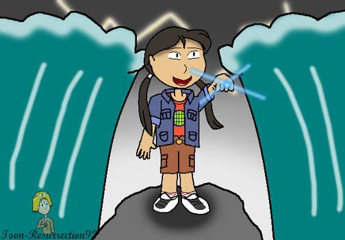 Jenny - Gurdian of the water