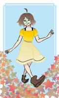 yellow by akahirashiro