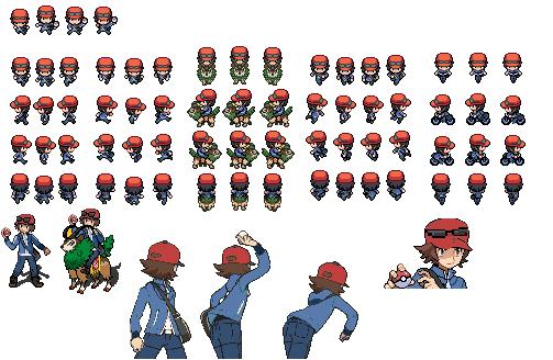 Pokemon Trainer Calem By Tedbited15 Updated by MohammadAtaya on ...
