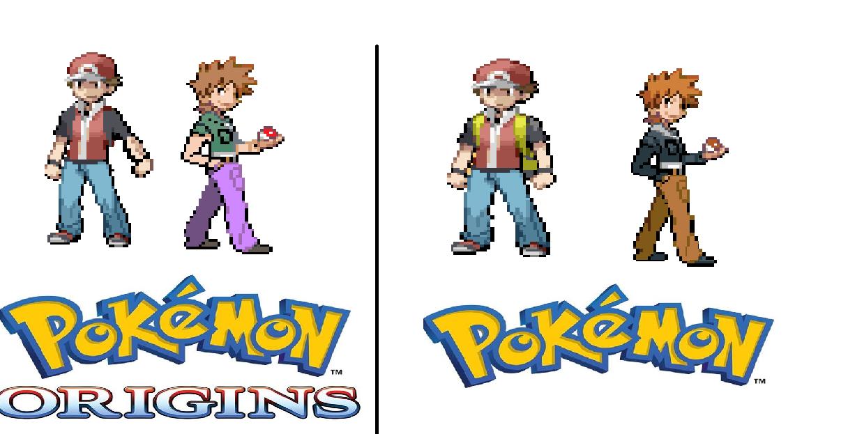 pokemon origin vs pokemon by mohammadataya on deviantart