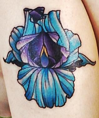 f8ed15f872422 Iris Tattoo by LordGatty on DeviantArt
