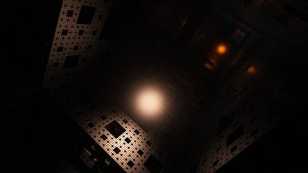 Cubic Prison by Ap0st0l