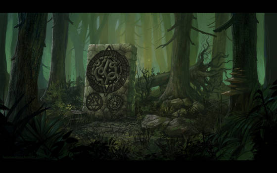 Environment: Magical Forest