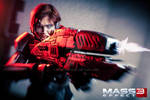Mass Effect - french cosplay