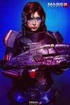 Shepard - Mass Effect 3 - Cosplay
