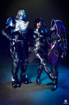 Mass Effect - Cosplay - Mission complete ! \o/
