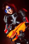 Shepard - Mass effect - Cosplay