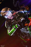 Mass effect - Commander Shepard - Cosplay