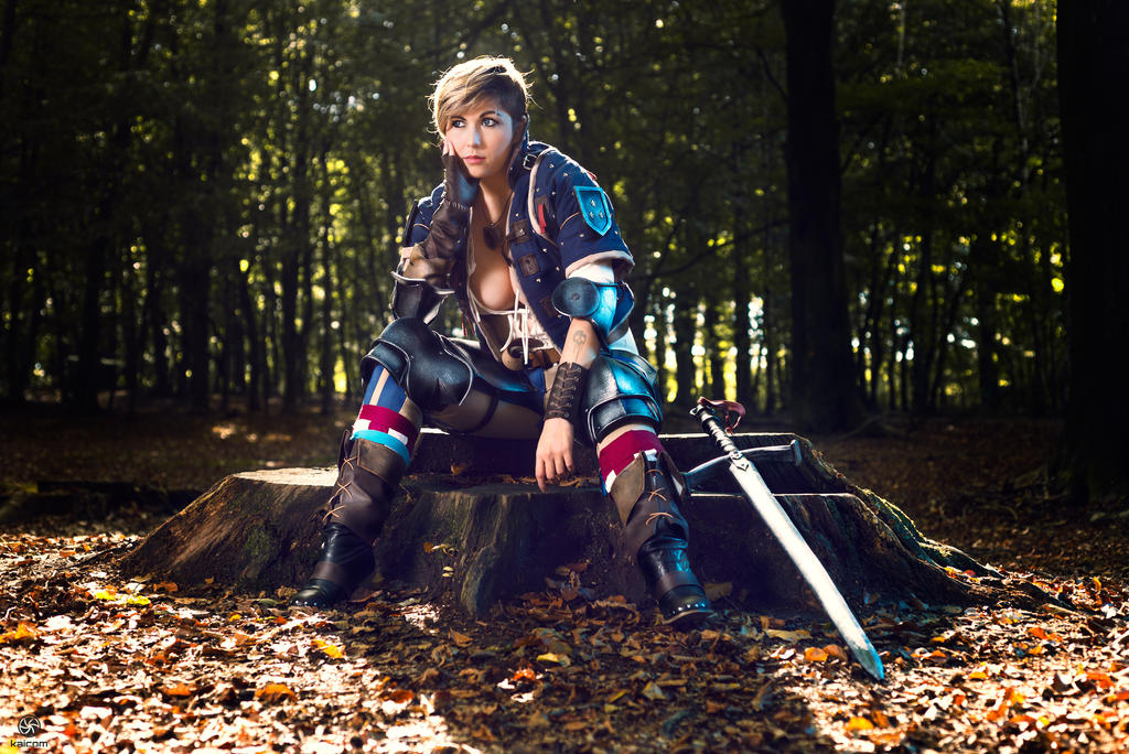 Ves - The Witcher by CynShenzi