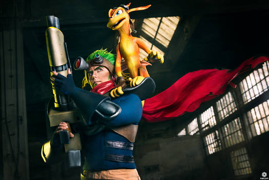 Jak and Daxter
