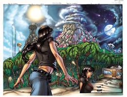 return to wonderland issue2 by Danielleister