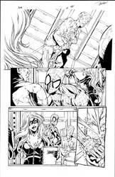 Marvel Test page 1 by Danielleister
