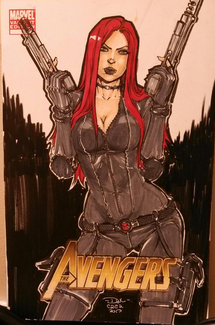 More Widow! by Danielleister