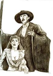 A Strange Duet by PhantomFace24601