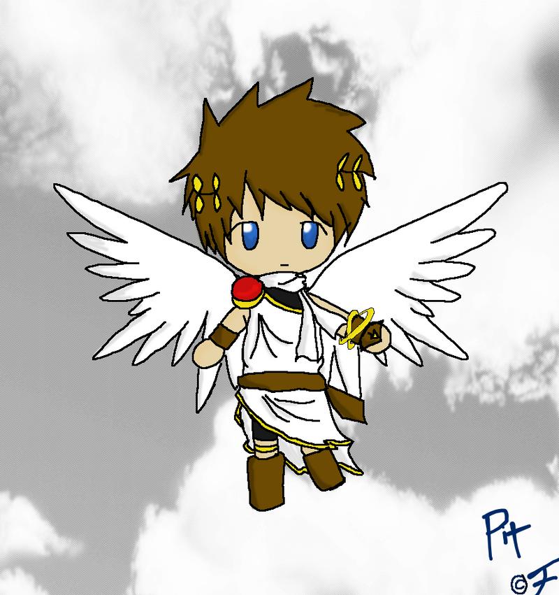 chibi angel wings - photo #39