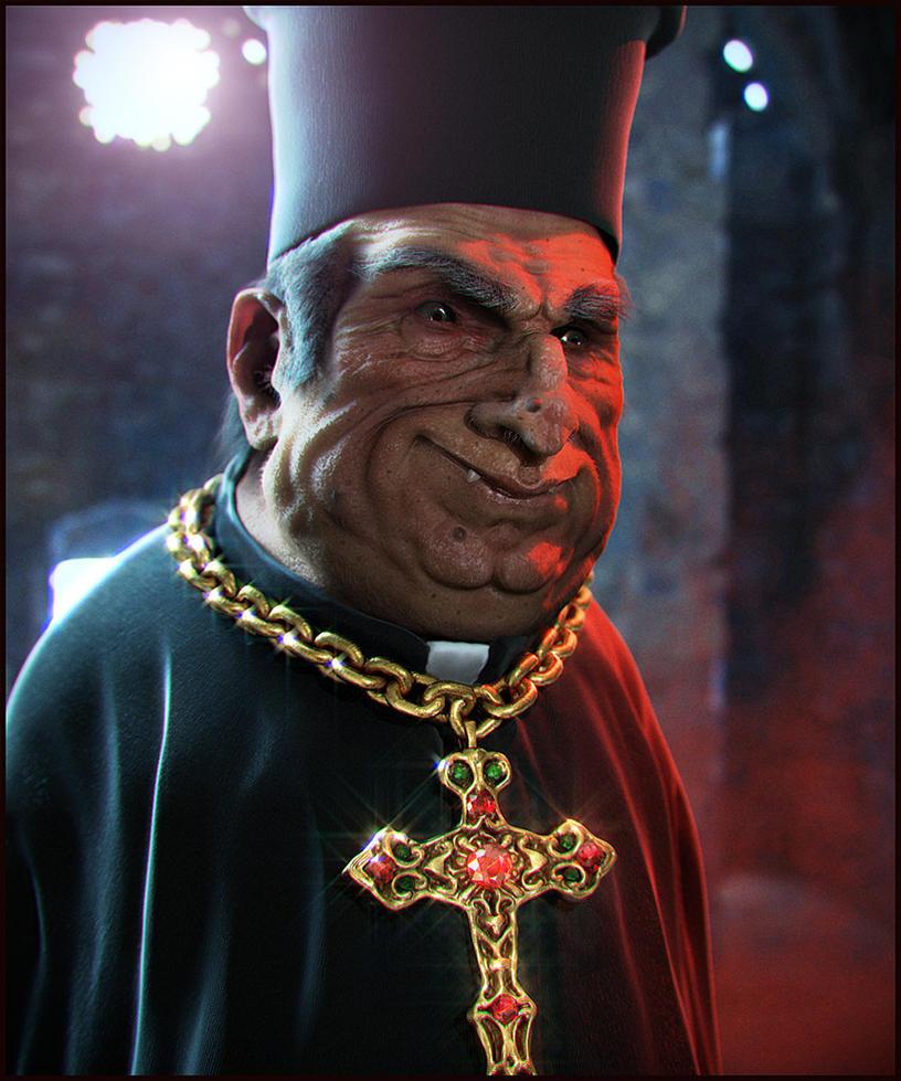Priest by zstring