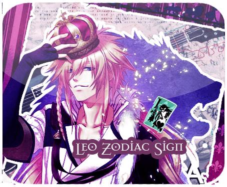 Image Gallery leo zodiac anime