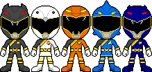 Gao Mutant by captainsentai