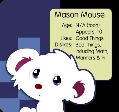 masonmouse's Profile Picture