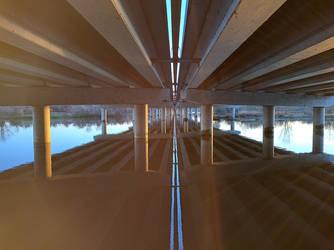 Under the bridge by masonmouse