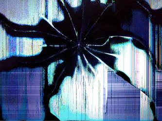 Broken LCD Screen by masonmouse