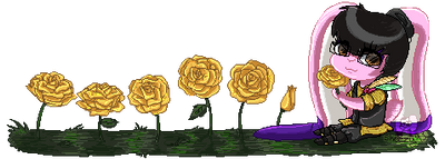 Sidra And 7 Roses by sheezy93
